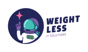 Weightless IT Solutions Logo